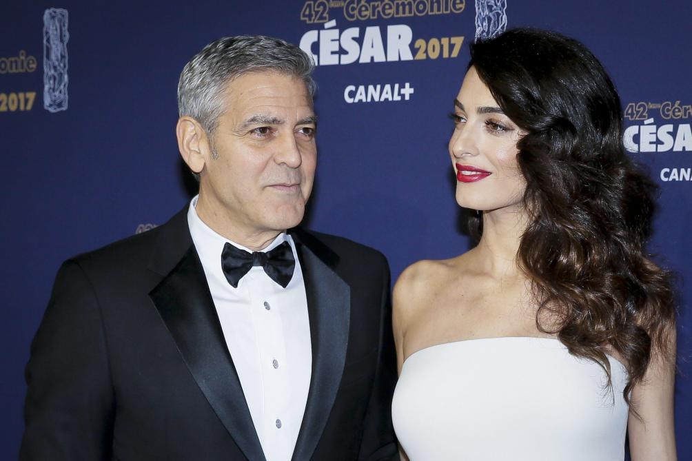 En Thaïlande, un couple d'Italiens a été arrêté pour avoir usurpé l'identité de George Clooney