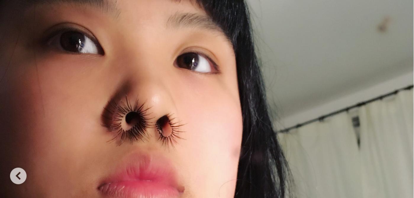 GretChen Chen, la mode au poil. Capture d\u0027écran/Instagram