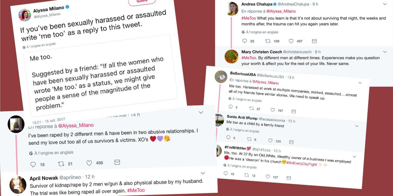 Alyssa milano lance le hashtag metoo pour les victimes for Club evasion milano