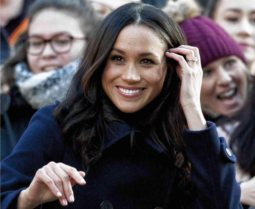 10 choses surprenantes sur Meghan Markle