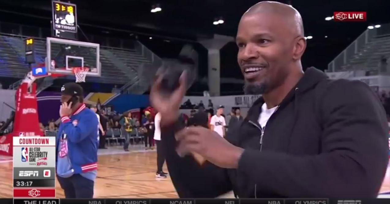 Mécontent d'une question sur Katie Holmes, Jamie Foxx quitte subitement une interview