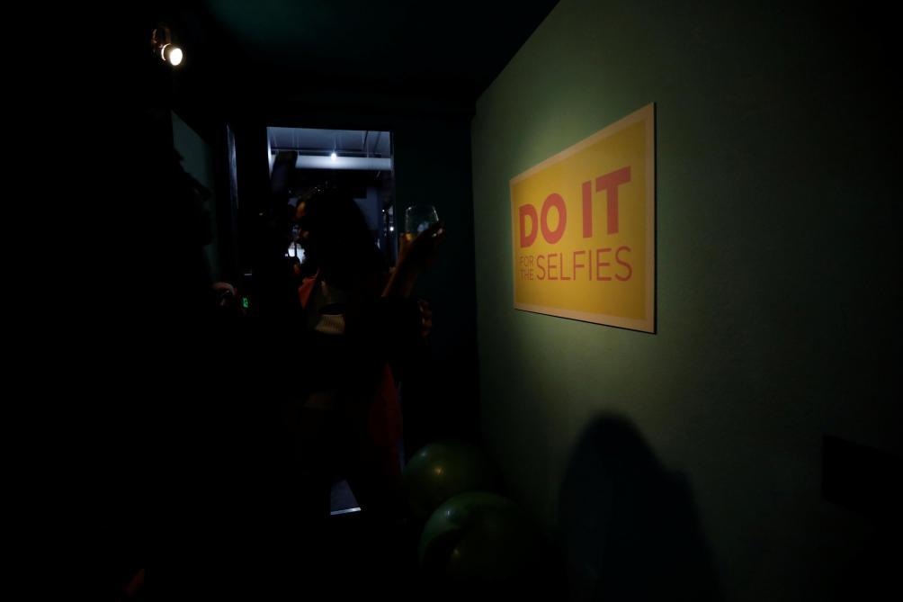 Un musée éphémère du selfie a ouvert ses portes — États-Unis