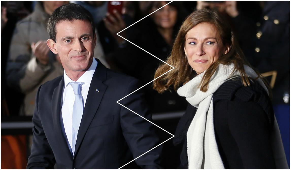 Courrier du coeur : Manuel Valls annonce sa rupture à
