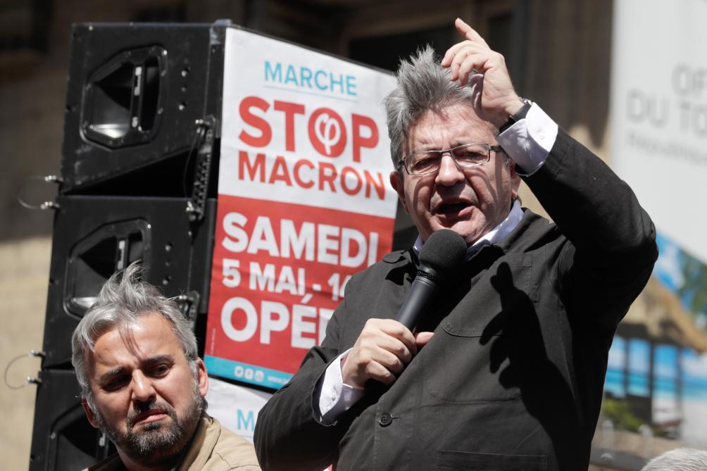 Besançon : Ils veulent faire la fête à Macron