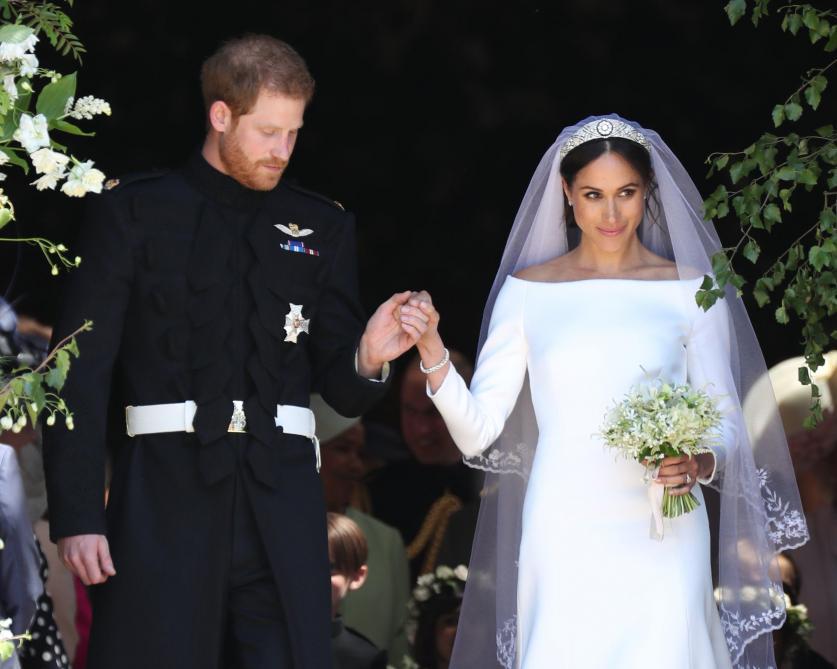 Meghan et Harry les moments forts du mariage princier (photos et vidéos)