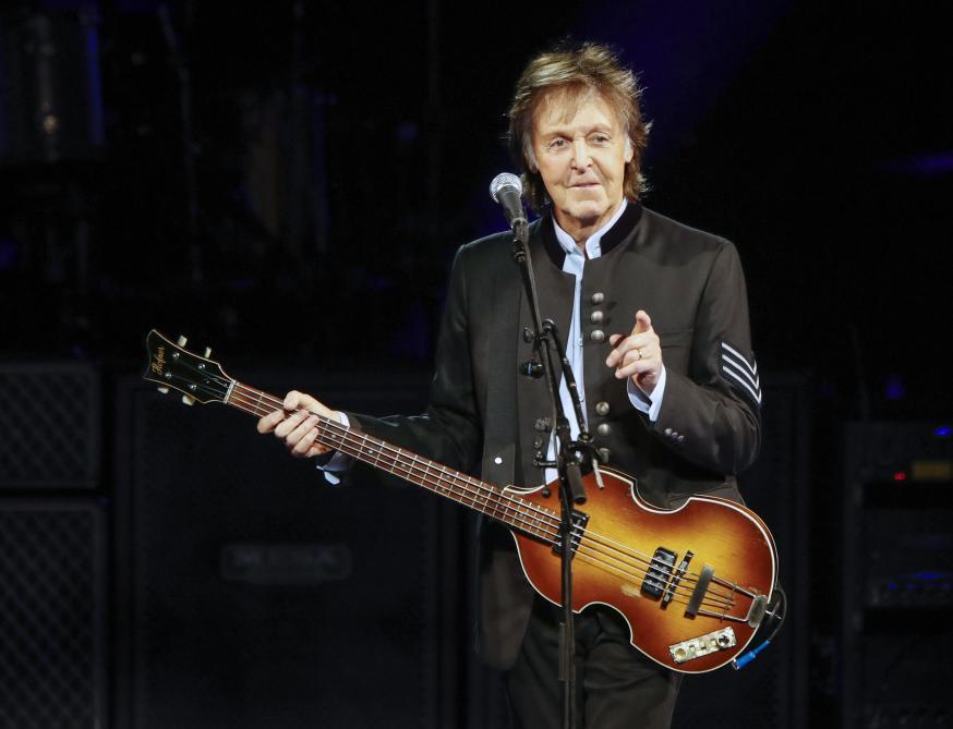 Paul McCartney : nouvel album, premiers extraits à l'écoute