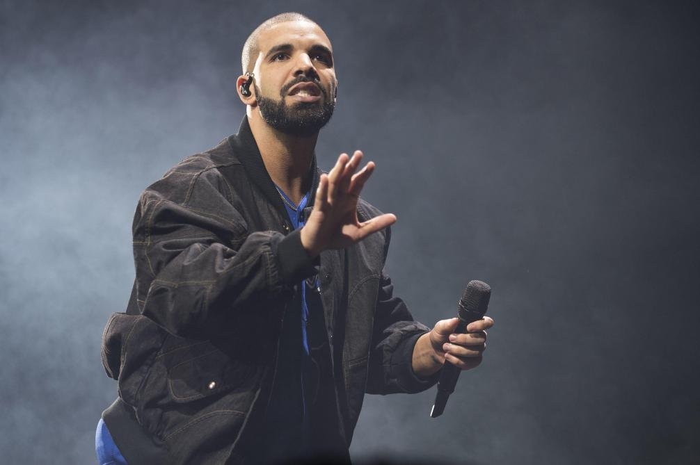 Spotify, dit Drake 'Scorpion' est streaming 10 millions de fois par heure