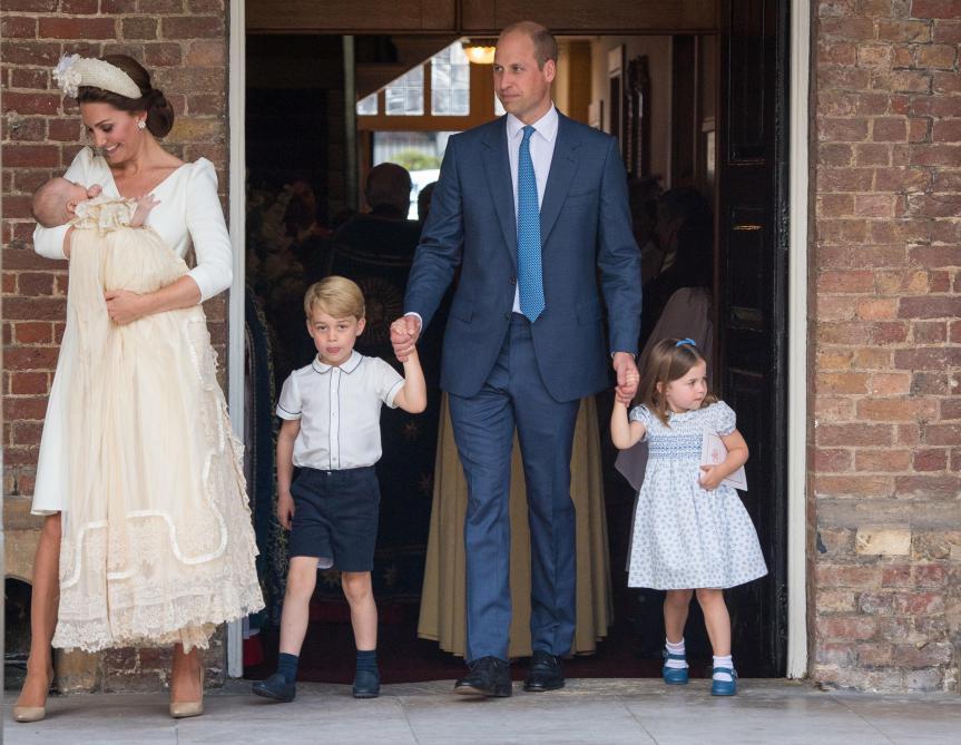 Pour ses 5 ans, le sourire rayonnant du prince George