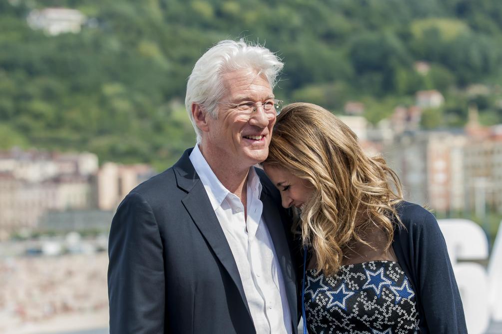 Richard Gere sera papa pour la 2e fois à presque 70 ans