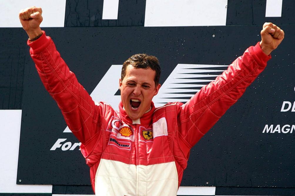 Michael Schumacher va s'installer aux Baléares