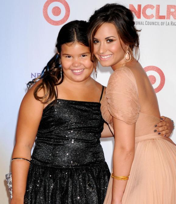 Le message bouleversant de sa petite sœur après son overdose — Demi Lovato