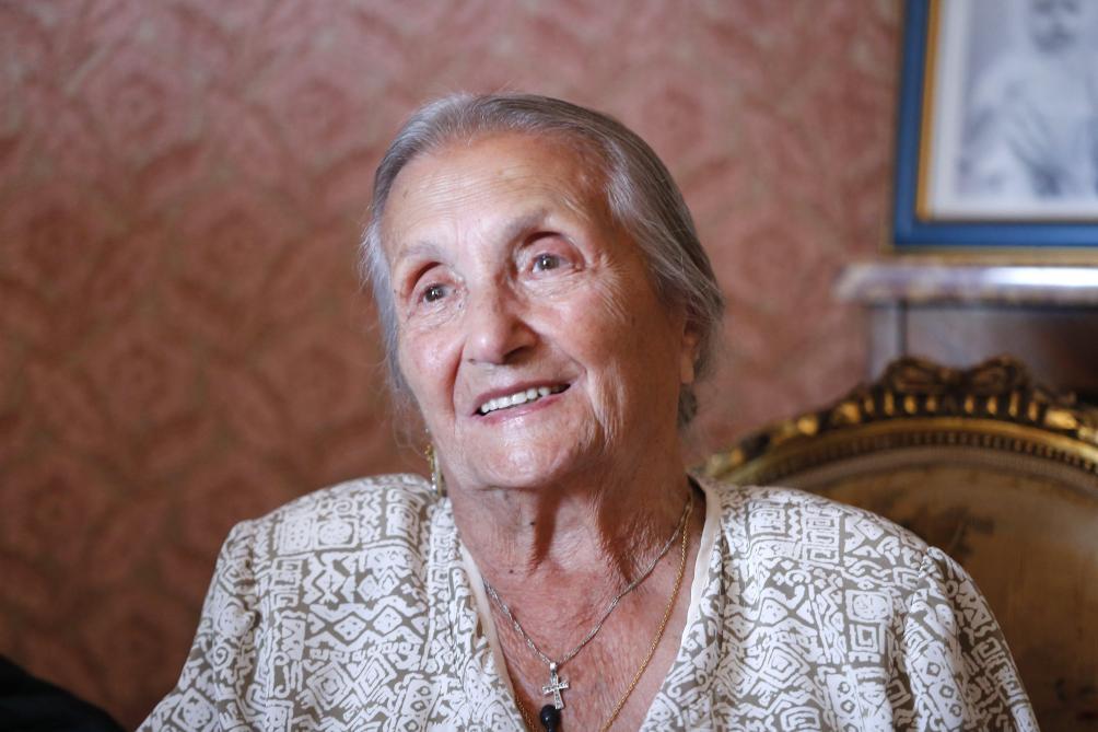Mort à 107 ans de Rosa Bouglione, une légende du cirque