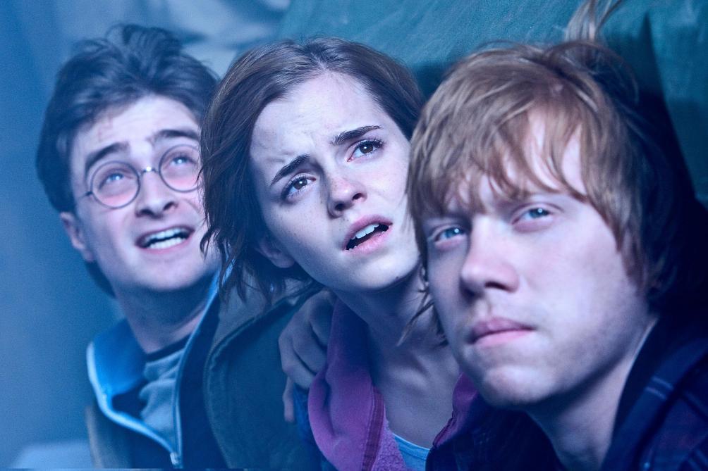 L'intégralité de la saga sera disponible sur Netflix — Harry Potter