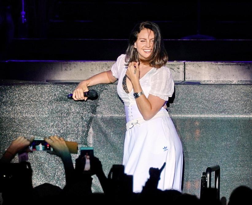 Lana Del Rey annule son prochain concert en Israël