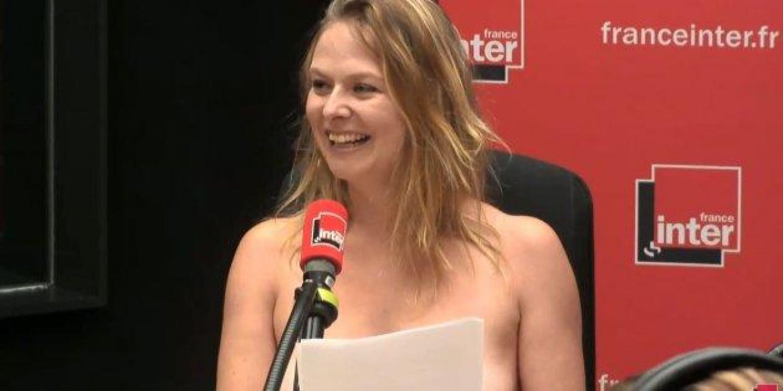 Constance : Après sa chronique seins nus, elle réagit aux insultes