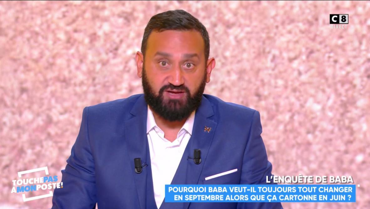 Cyril Hanouna arrête la météo, nouvelle chronique pour Bertrand Chameroy — TPMP