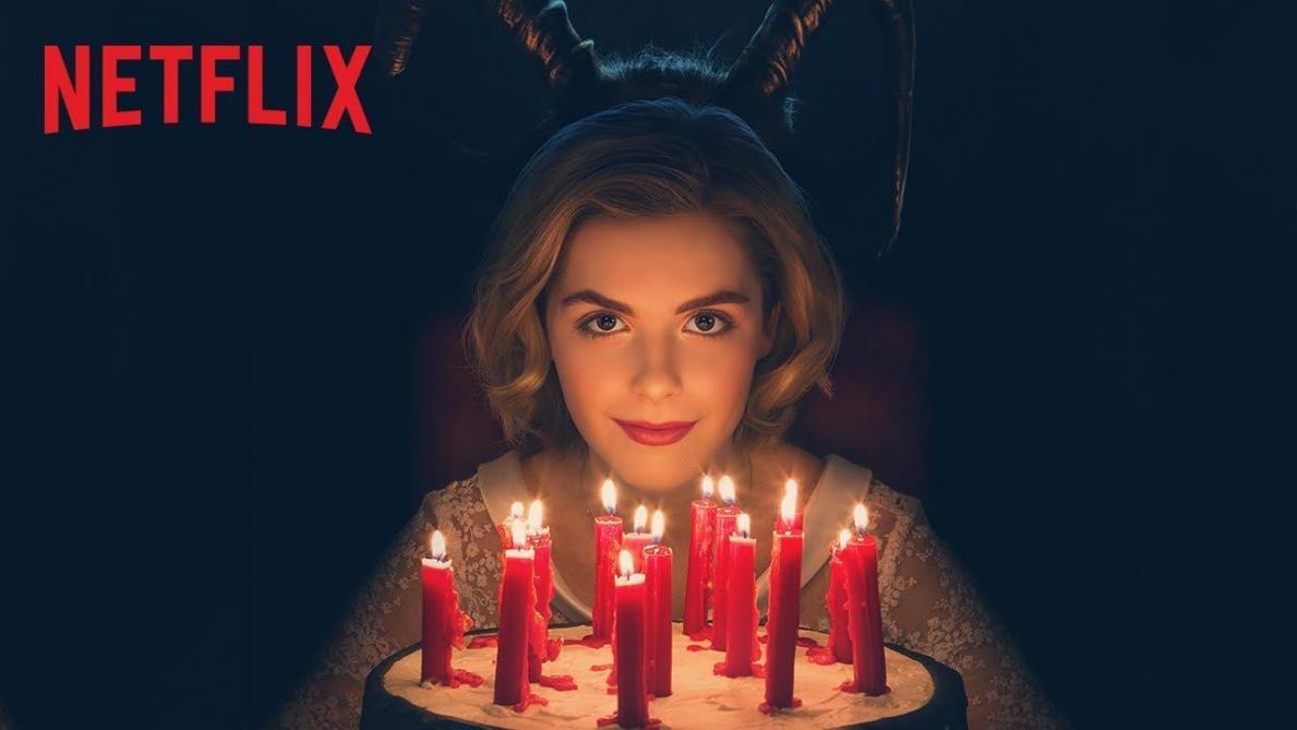 Un premier trailer pour l'adaptation de Netflix — Sabrina l'apprentie sorcière