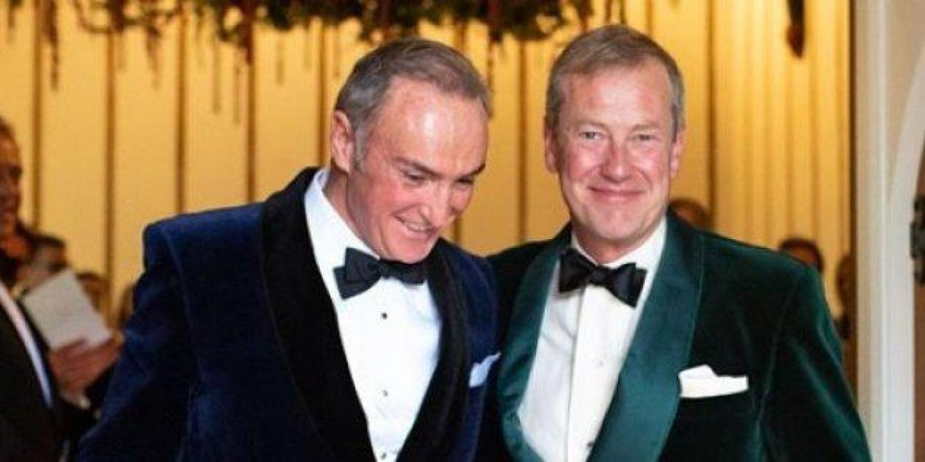 The First Gay Wedding Of The British Royal Family Took Place Video