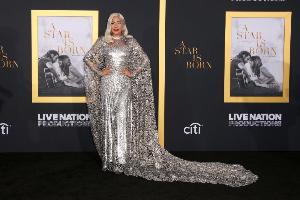 Lady Gaga fait ses débuts au cinéma