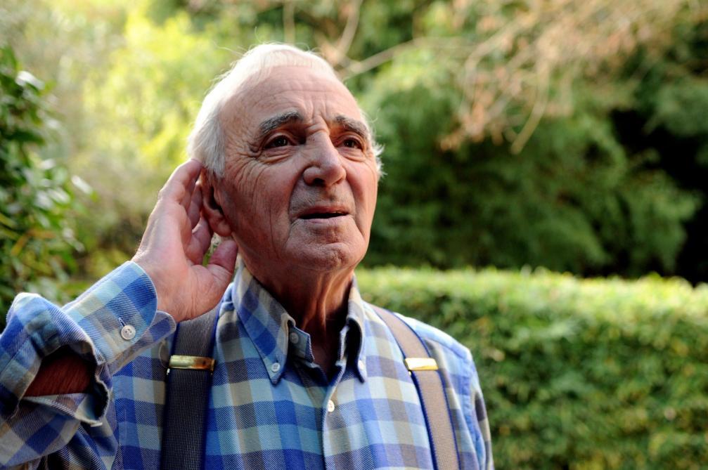 Charles Aznavour est mort d'un œdème pulmonaire
