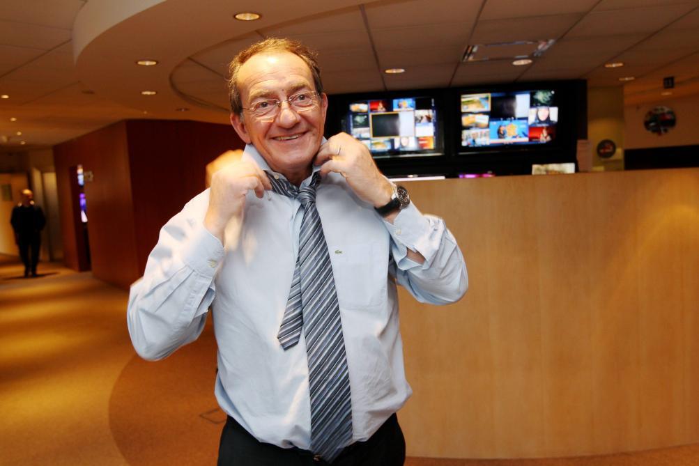 Jean-Pierre Pernaut fait son retour au 13h de TF1