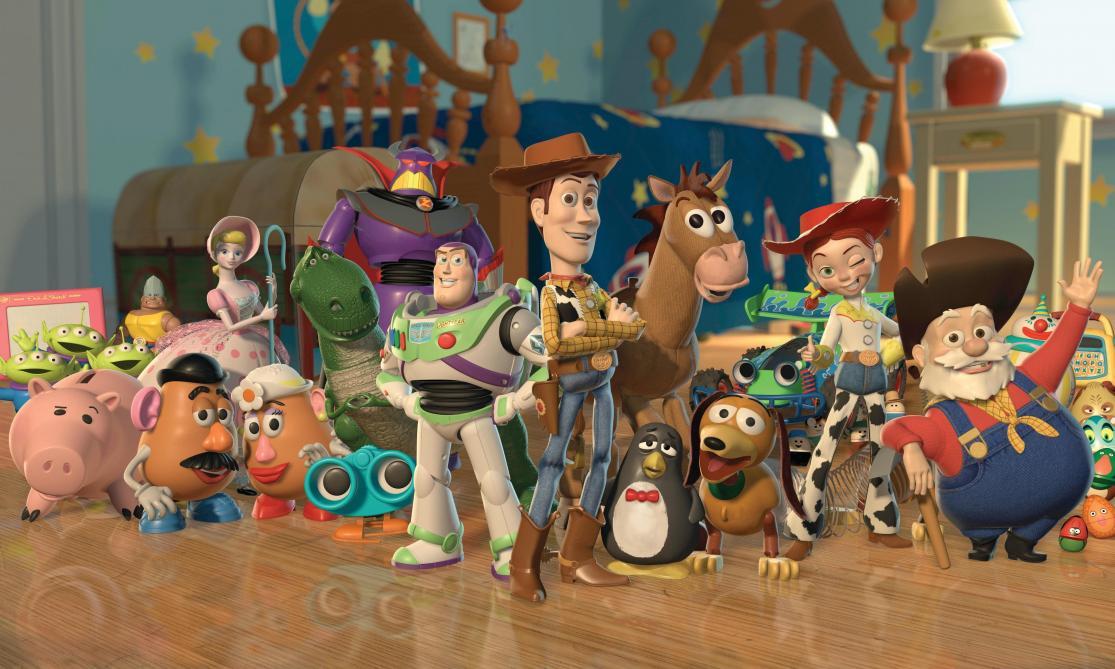 CINE › Deux bandes-annonces en 48 heures pour la sortie de Toy Story 4 … LE SOIR