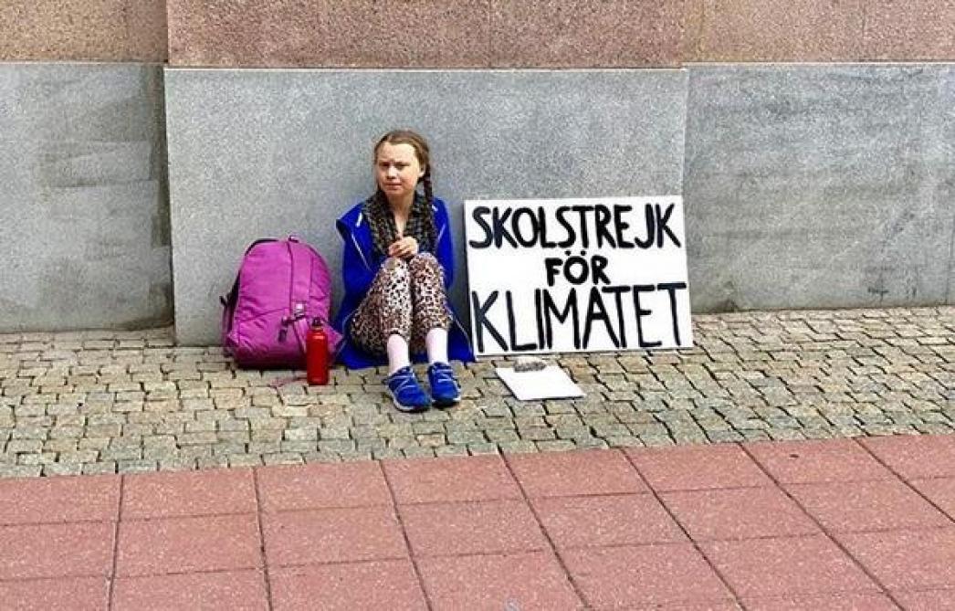 © Instagram Greta Thunberg