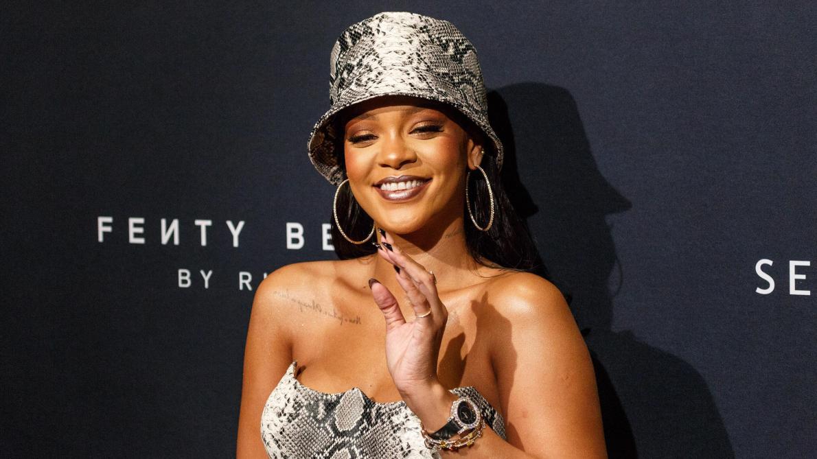 2019 sera l'année du retour musical de Rihanna