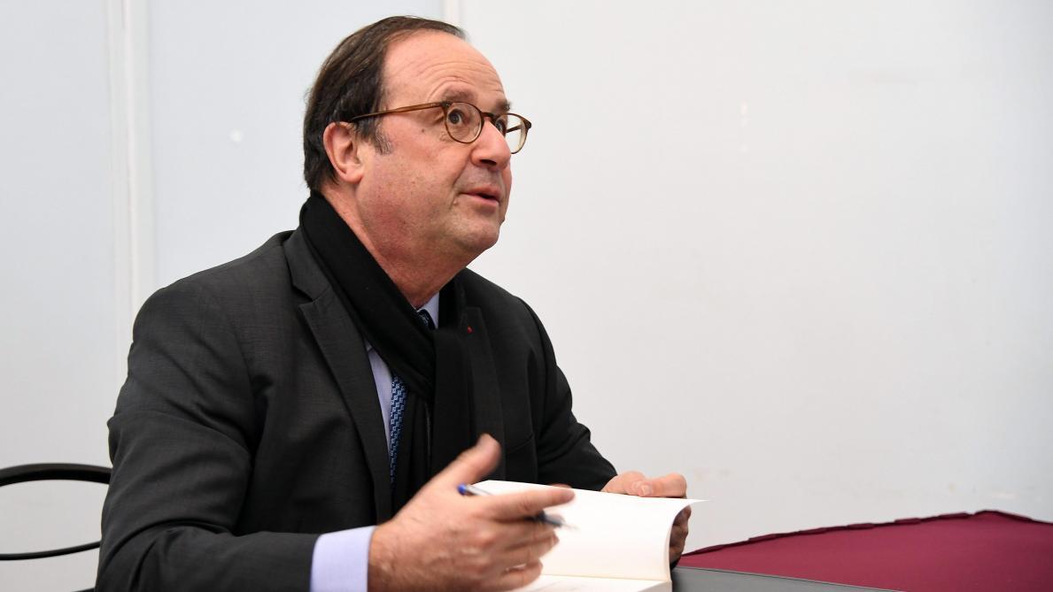 François Hollande approché pour participer à