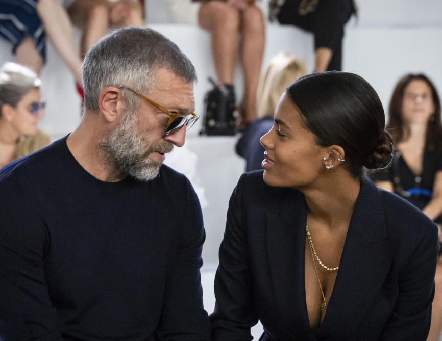 Vincent Cassel et Tina Kunakey attendent leur premier enfant pour 2019