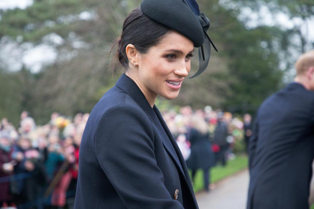 Découvrez son adorable geste envers Meghan Markle — Kate Middleton