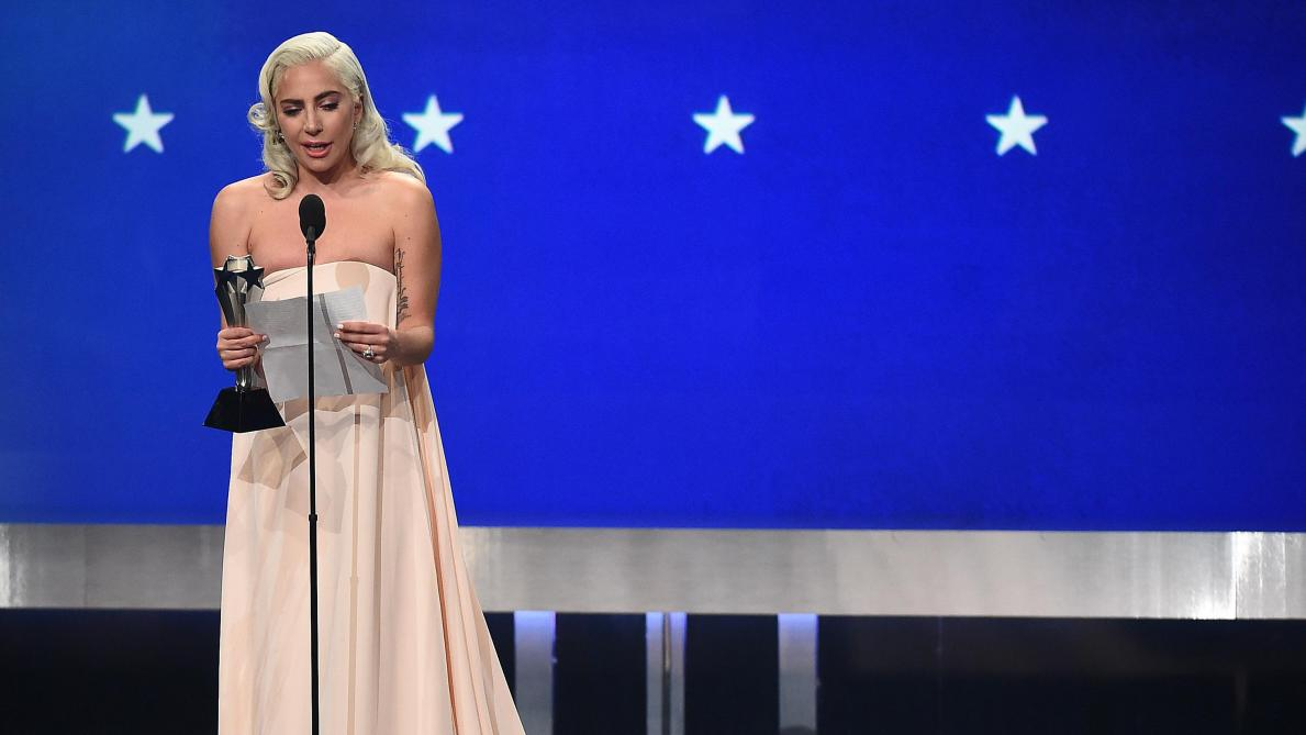 Critics' Choice Awards : Lady Gaga écourte sa soirée pour rejoindre sa jument mourante