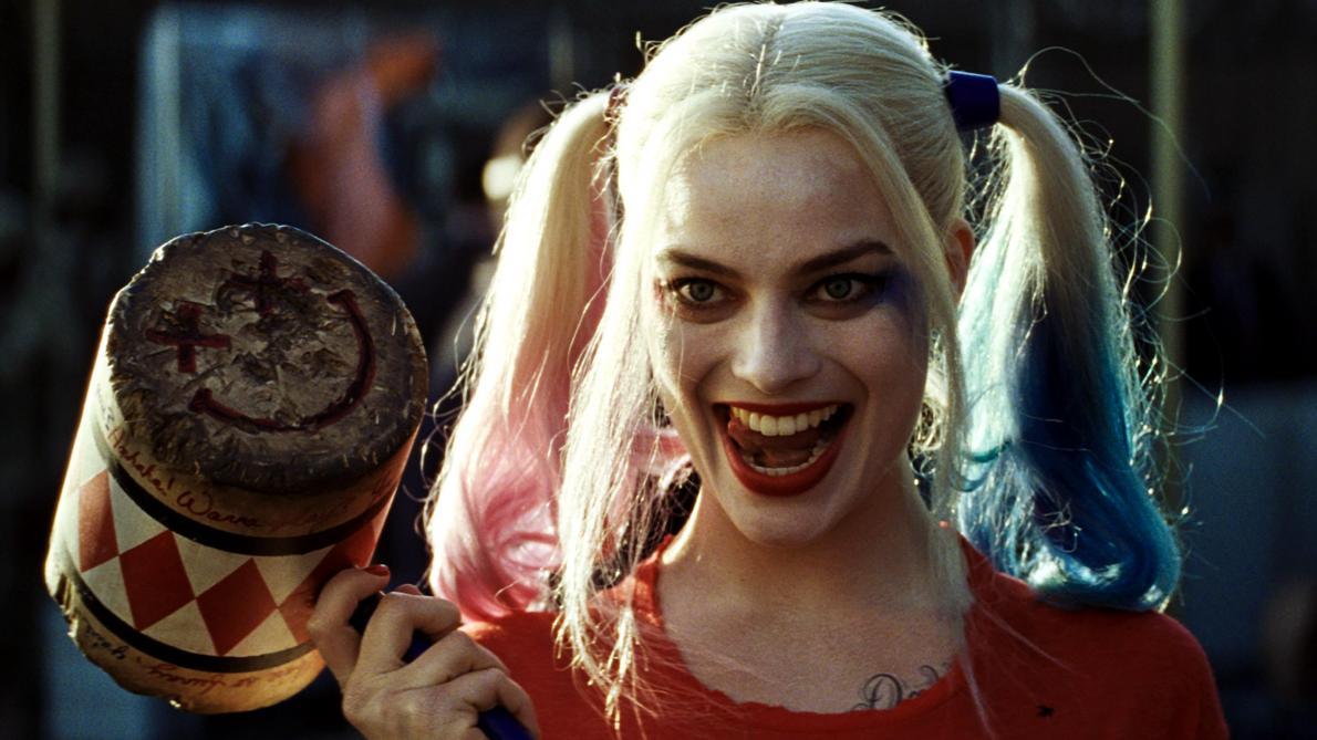 Margot Robbie dévoile le nouveau look d'Harley Quinn — Birds of Prey