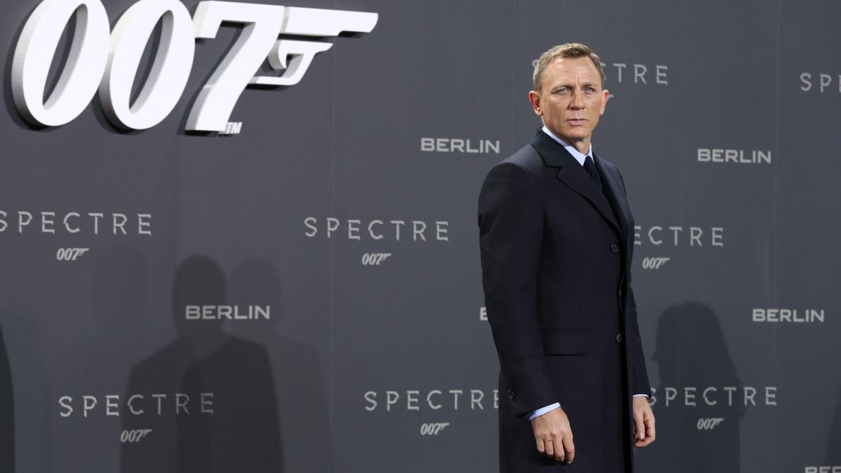 Les premières images du prochain James Bond sont enfin là — Vidéo