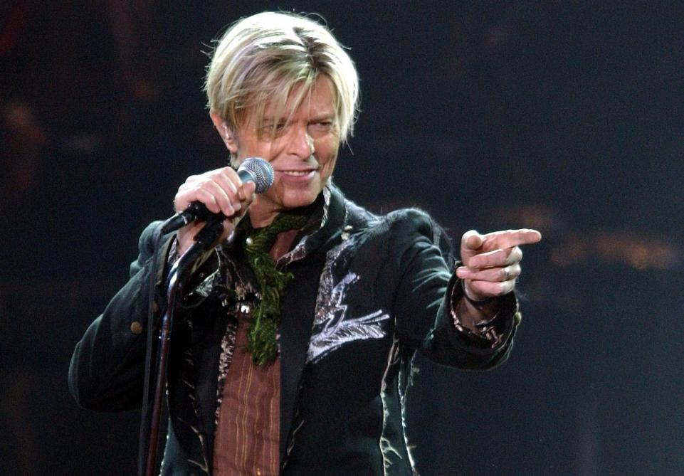 David Bowie : Le biopic