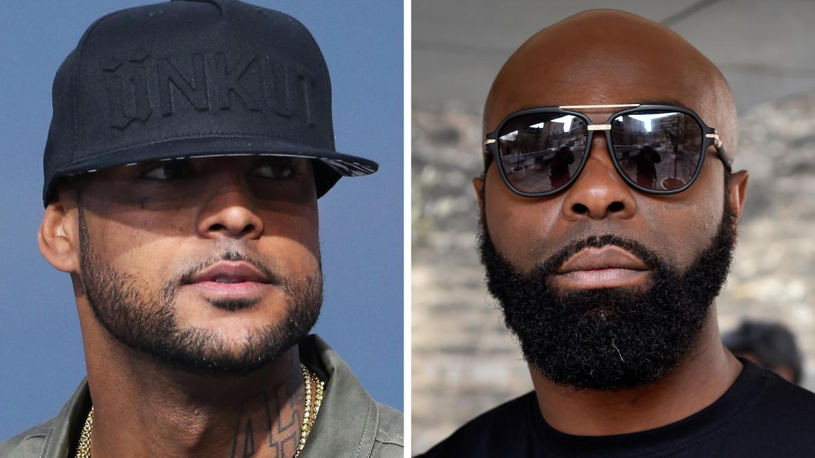 Les enfantillages continuent — Kaaris vs Booba