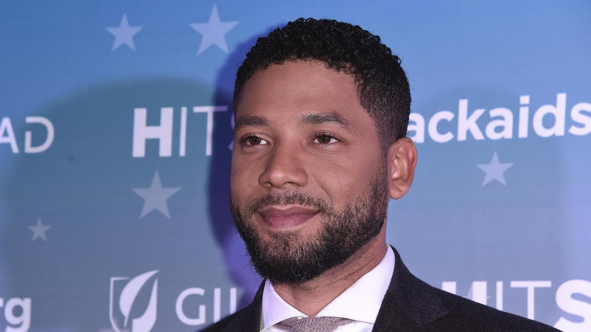 Son agression mise en scène — Jussie Smollett (Empire)