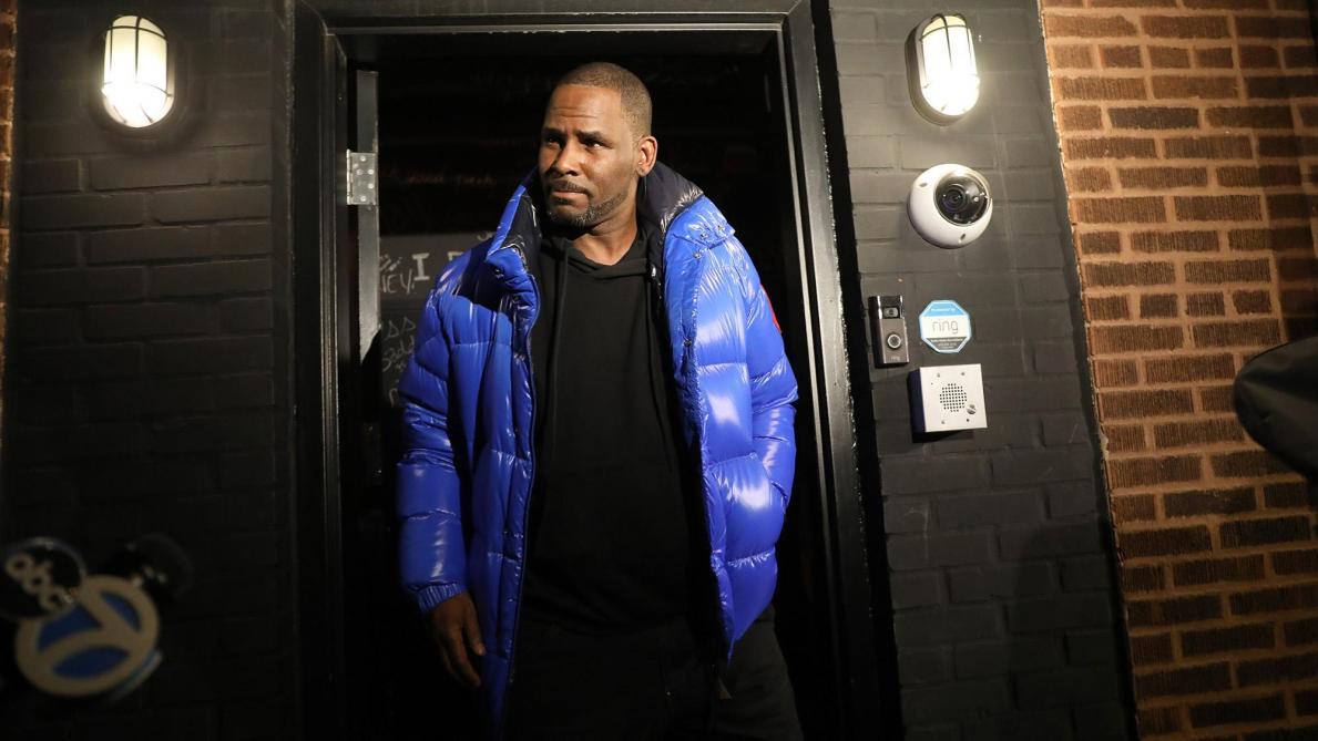 R. Kelly retourne en prison pour une autre affaire