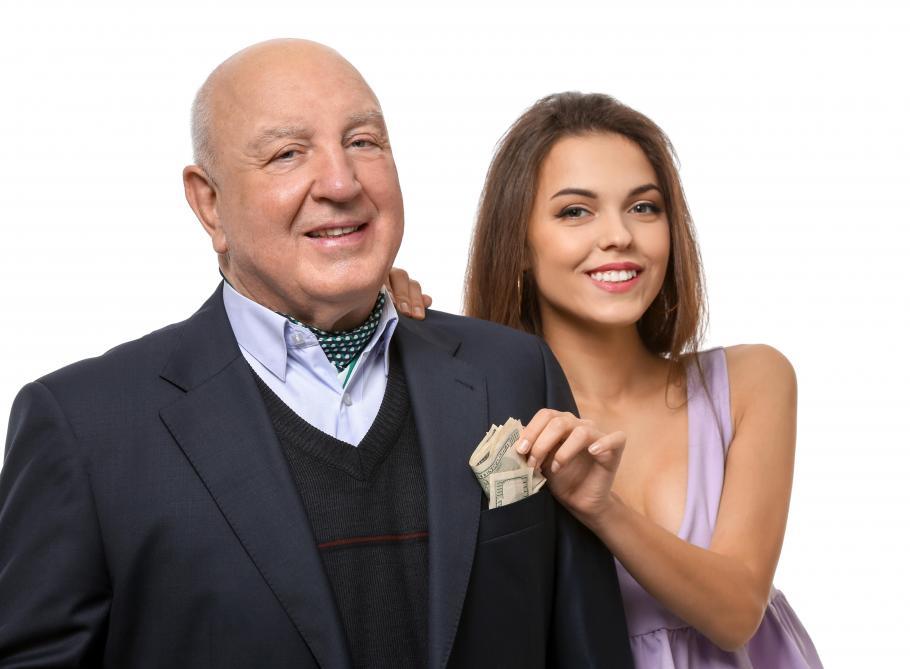 Le sexe des femmes et l'argent des hommes