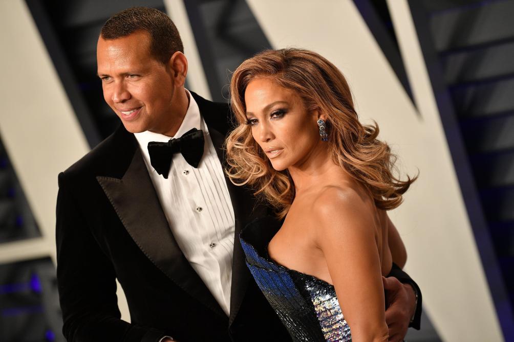 Jennifer Lopez dévoile les photos (Photos) — Demande en mariage