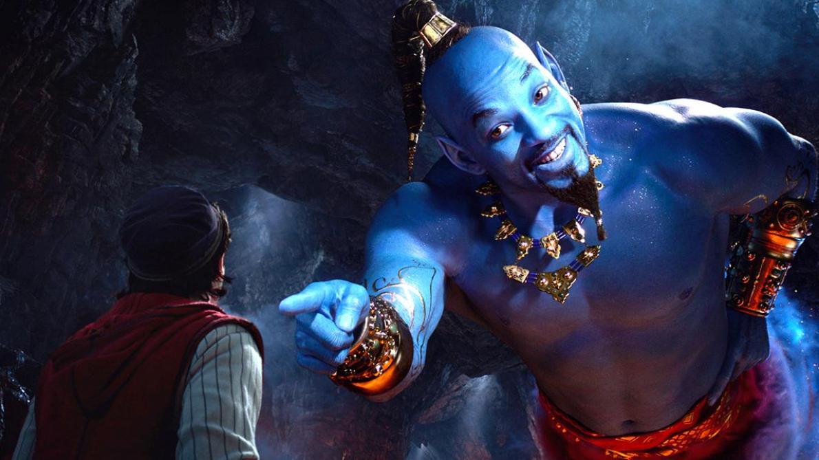 La bande-annonce officielle a été dévoilée par Disney — Aladdin