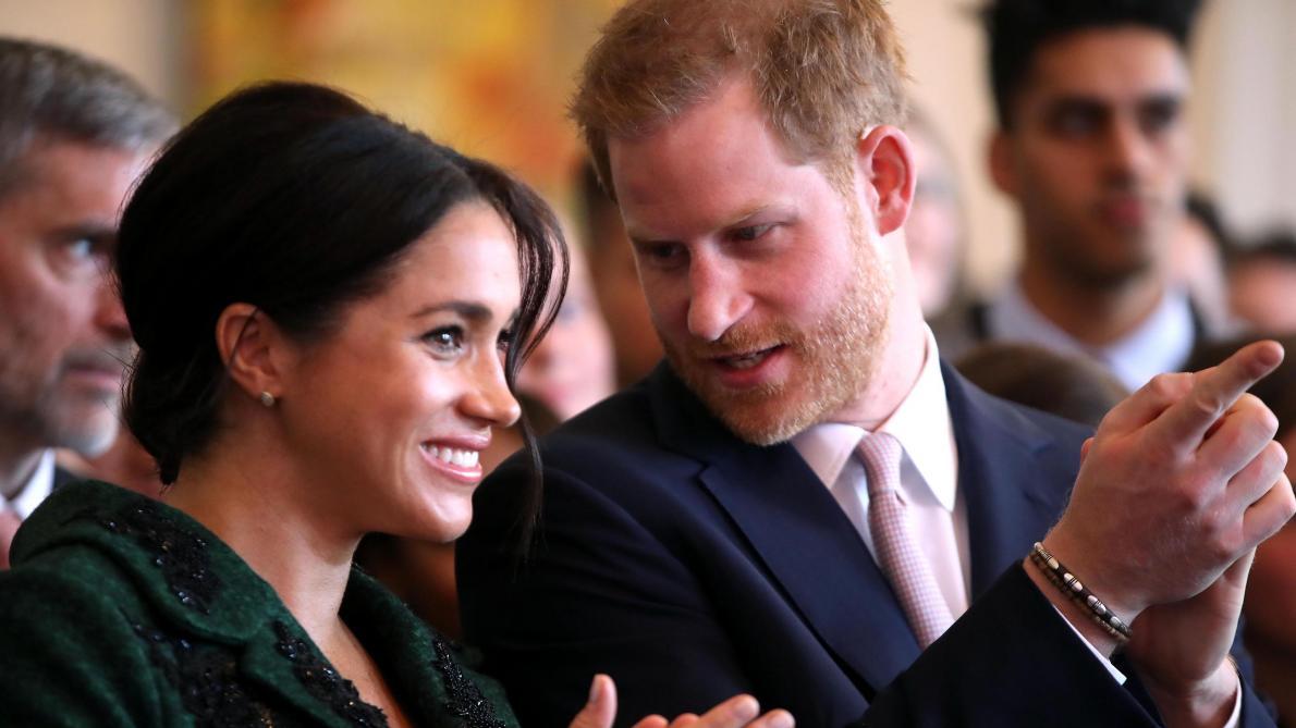 Le baiser entre Kate Middleton et Meghan Markle a-t-il été orchestré ?