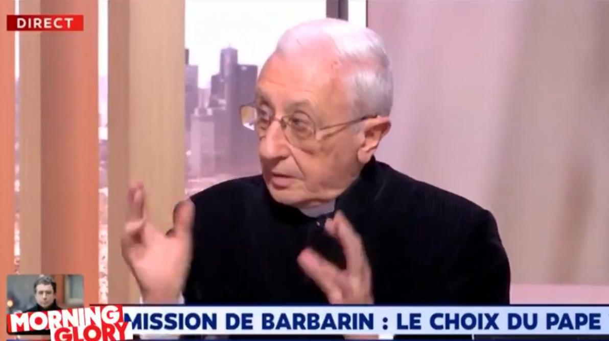 Abbé de la Morandais : ses propos ahurissants blâmés par l'Eglise