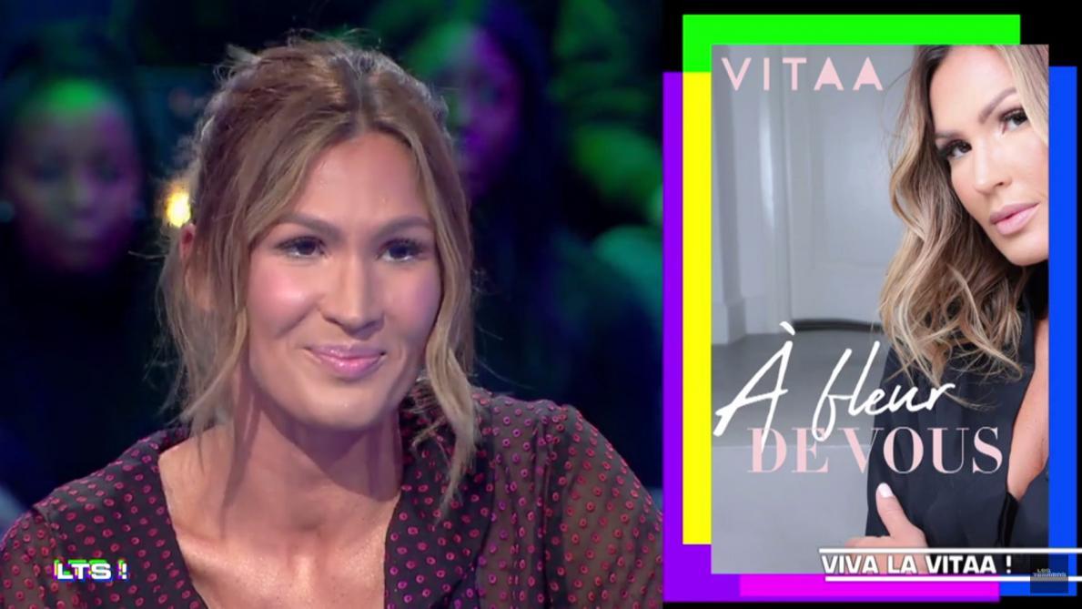 Vitaa, gênée par une blague de Thierry Ardisson sur son amie Diam's