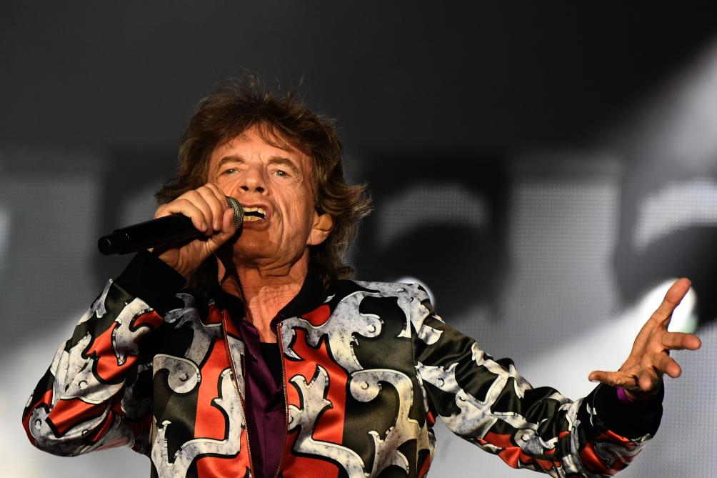 The Rolling Stones : Mick Jagger est malade