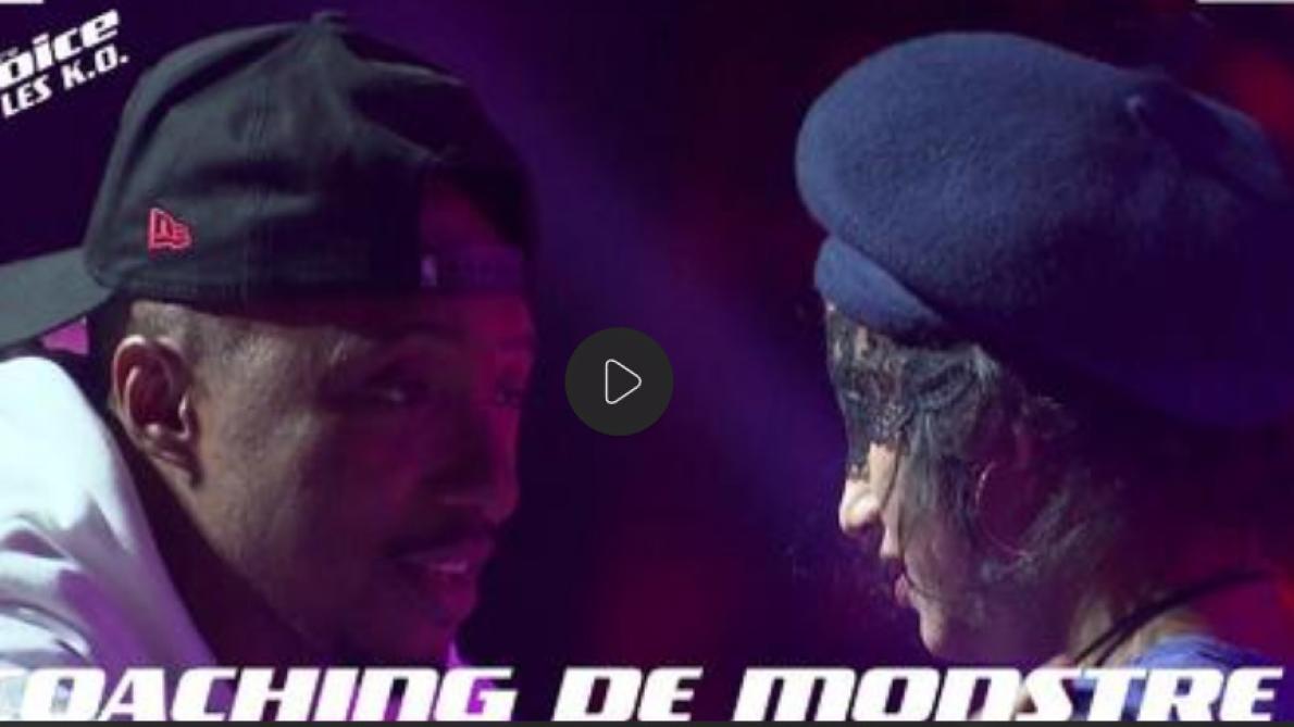 The Voice : Monstre submergée par le trac et éliminée aux K.O