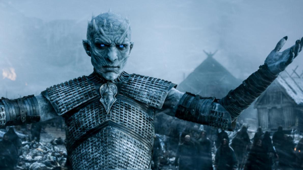 La signification du symbole du Roi de la Nuit à la fin du premier épisode de l'ultime saison de Game of Thrones est dévoilé