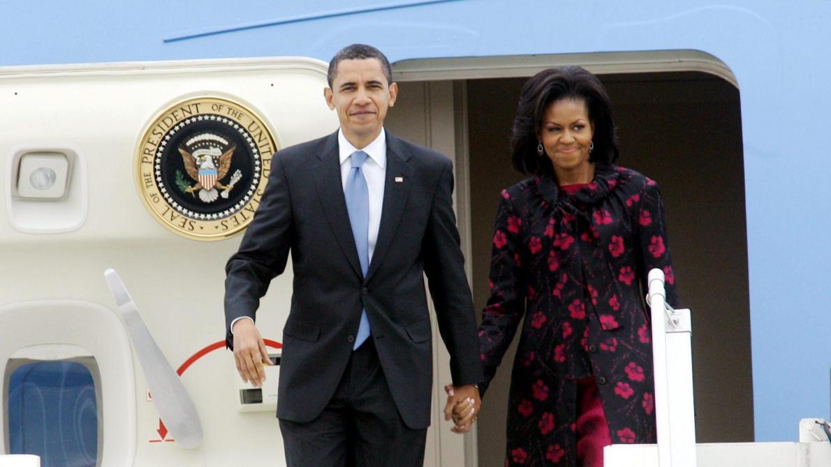 Barack et Michelle Obama sont les nouvelles stars de Netflix