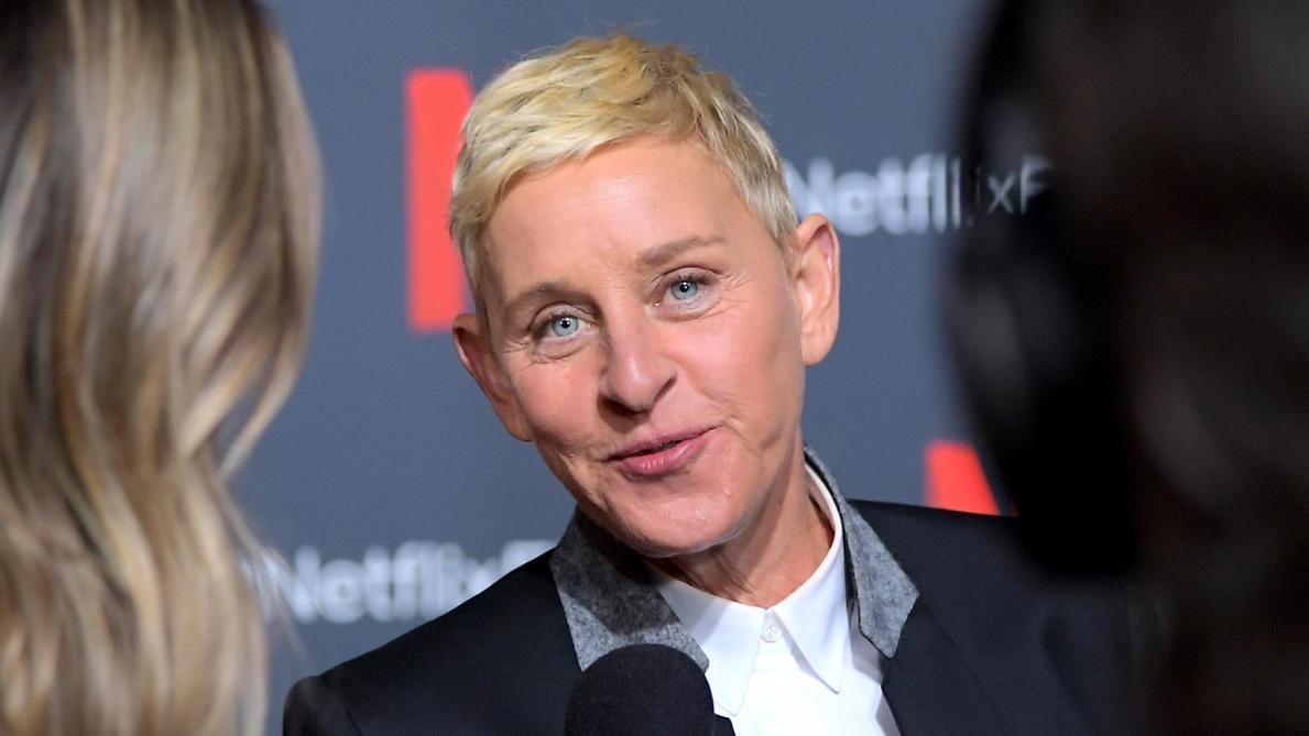 L'animatrice américaine Ellen DeGeneres agressée sexuellement par son beau-père à l'adolescence