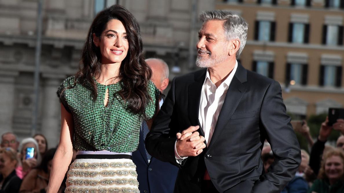 Un concours vous permet de passer une journée avec George et Amal Clooney dans leur villa en Italie
